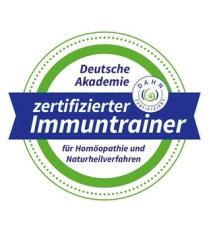 Zertifizierter Immuntrainer Carmen Hopf-Göller